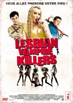 Lesbian Vampire Killers édition Simple