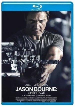 Jason Bourne : l'héritage édition Combo