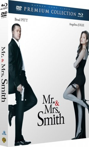 Mr. & Mrs. Smith édition Combo