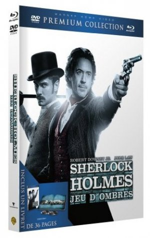 Sherlock Holmes 2 : Jeu d'ombres édition Combo