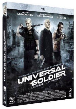 Universal Soldier - Le Jour du jugement édition Simple