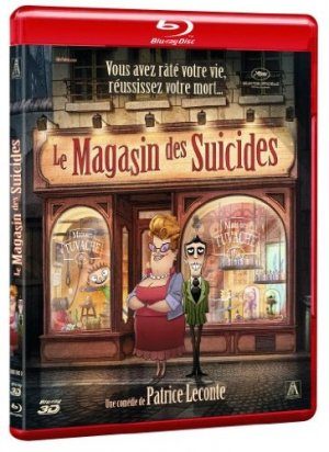 Le Magasin des suicides édition Simple