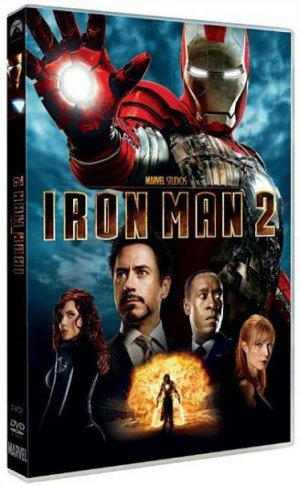 Iron Man 2 édition Simple
