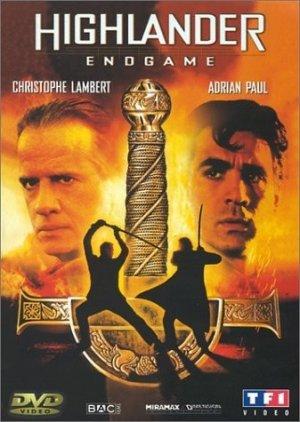 Highlander IV : Endgame édition Double DVD