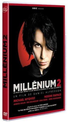 Millénium 2 - La Fille qui rêvait d'un bidon d'essence et d'une allumette édition Simple