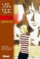 couverture, jaquette Sommelier 6  (Glénat Manga)
