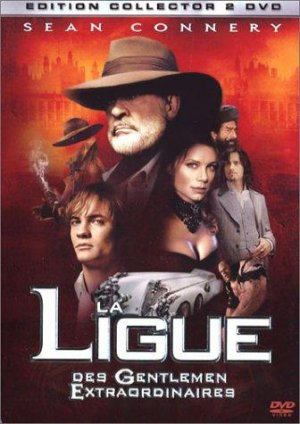 La Ligue des Gentlemen Extraordinaires édition Collector 2 DVD