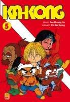 couverture, jaquette Ka Kong 5  (Kami) Manhwa