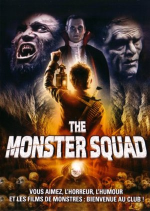 The Monster Squad édition Simple