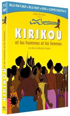 Kirikou et les hommes et les femmes édition Combo