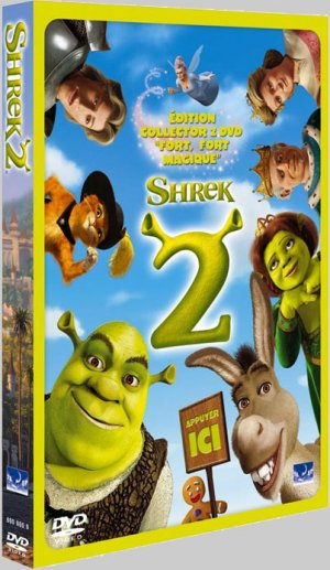 Shrek 2 édition Collector