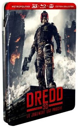 Dredd édition Combo