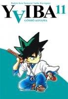 couverture, jaquette Yaiba 11  (soleil manga)