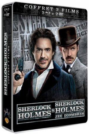 Sherlock Holmes 1 & 2 édition Coffret 2 Films