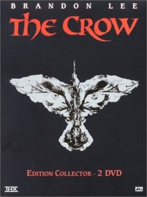 The Crow édition Collector