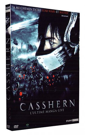 Casshern édition Collector