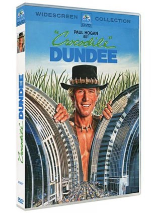 Crocodile Dundee édition Simple