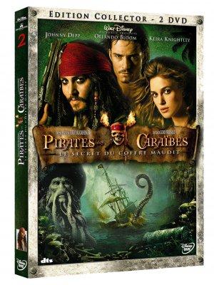 Pirates des Caraïbes : le Secret du Coffre Maudit édition Collector