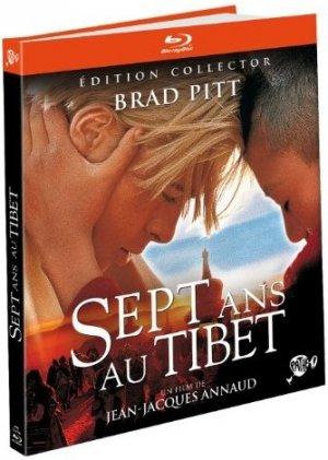 Sept ans au tibet édition Editon collector