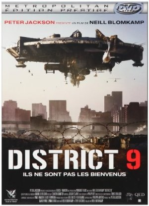 District 9 édition Edition Prestige