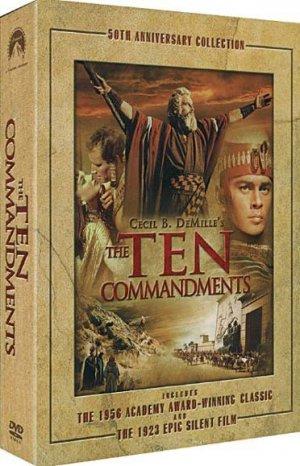Les dix commandements édition Edition 50ème Anniversaire