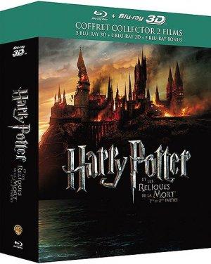 Harry Potter et les reliques de la mort 1 et 2