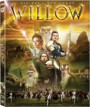 Willow édition Blu-ray - DVD combo