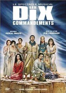 Les dix commandements édition Simple
