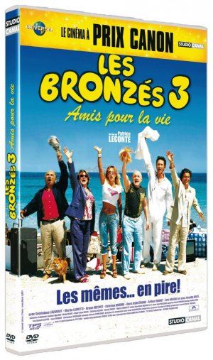 Les Bronzés 3 : Amis pour la vie édition Simple