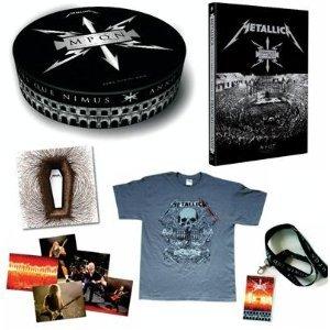 Metallica français pour une nuit édition Collector
