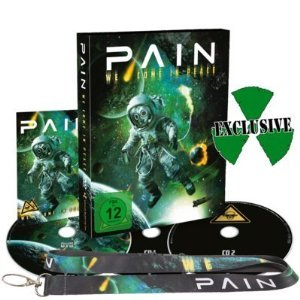 Pain - we come in peace édition Simple