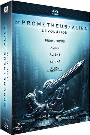 De Prometheus à Alien - L'évolution