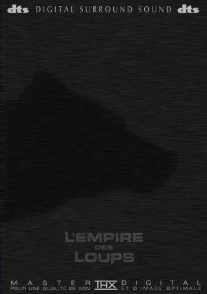 L'empire des loups édition Edition collector limitée
