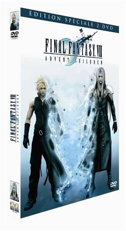 Final Fantasy VII - Advent children édition Edition spéciale