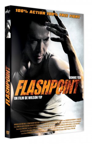 Flashpoint édition Simple