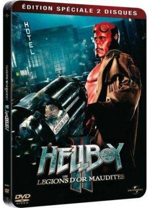 Hellboy II les légions d'or maudites édition Edition spéciale