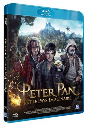 Peter Pan et le pays imaginaire édition Simple