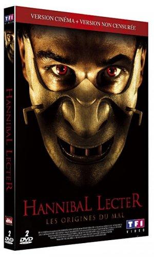 Hannibal Lecter - Les origines du mal édition Collector