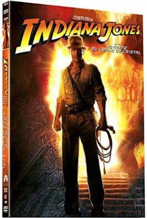 Indiana Jones et le Royaume du Crâne de Cristal édition Collector