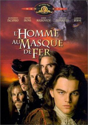 L'Homme au masque de fer (1998) édition Simple
