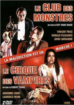 Le Club des Monstres +  Le Cirque des Vampires (Bipack) édition Simple