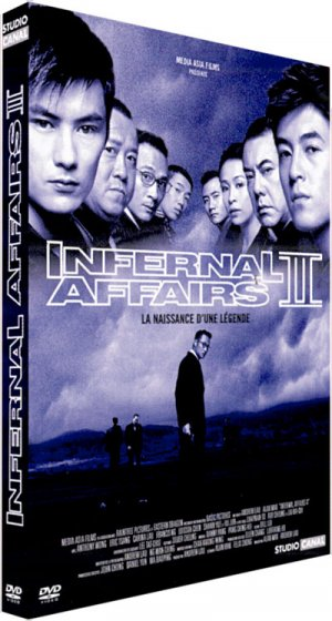 Infernal affairs II édition Simple