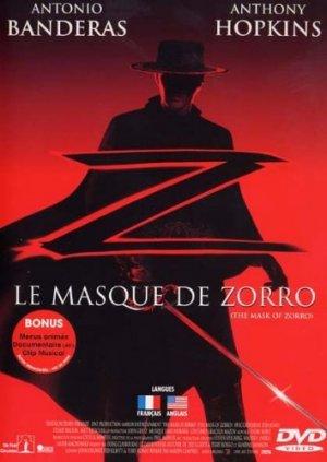 Le masque de Zorro édition Simple