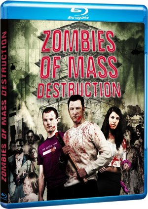 Zombies Of Mass Destruction édition Simple