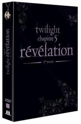 Twilight - Chapitre 5 : Révélation 2e partie édition Collector
