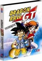 couverture, jaquette Dragon Ball GT 2 UNITE 2NDE EDITION (AB Production) Série TV animée