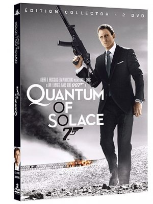 Quantum Of Solace édition Collector