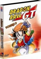couverture, jaquette Dragon Ball GT 3 UNITE 2NDE EDITION (AB Production)