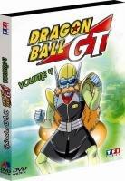 couverture, jaquette Dragon Ball GT 4 UNITE 2NDE EDITION (AB Production) Série TV animée