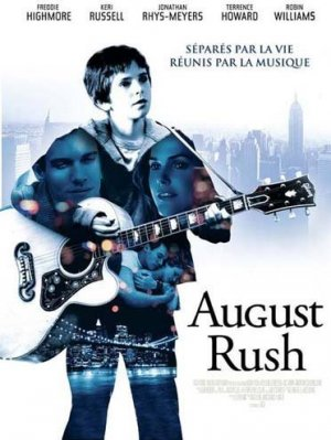 August Rush édition Simple